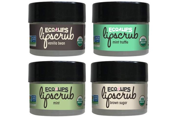 EcoLips Lip Sugar Scrub