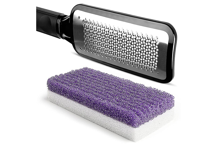 Swehome Foot File And 2 in 1 Pumice Stone