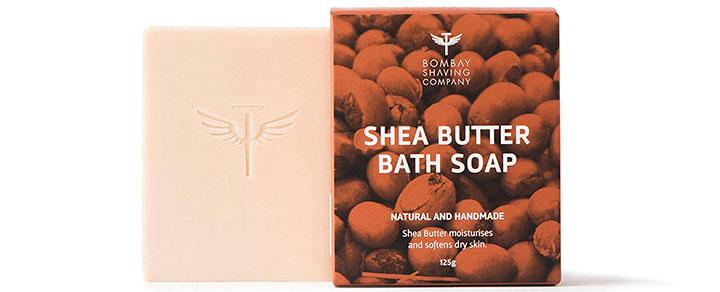 Bombay Shaving Company Shea Butter Bath Soap
