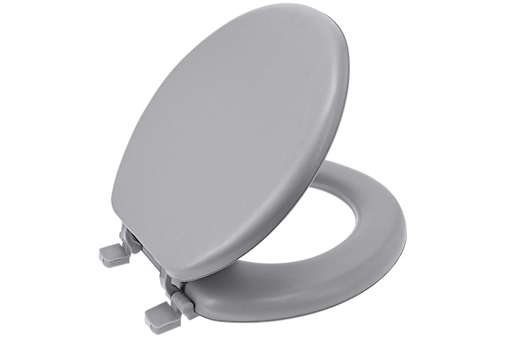 Ginsey Standard Soft Toilet Seat