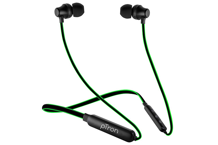 Ptron Tangent Lite Wireless Headphones