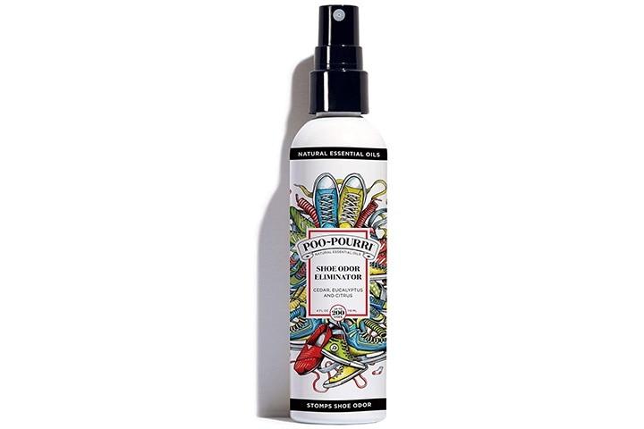 Poo-Pourri Shoe Odor Eliminator Spray