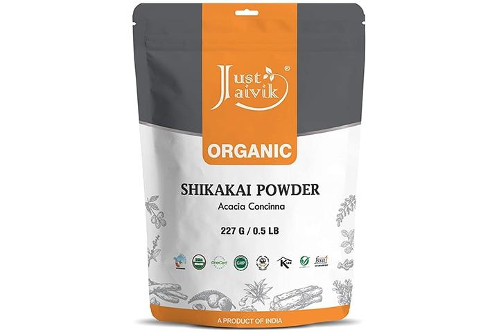 Just Jaivik 100% Organic Shikakai Powder