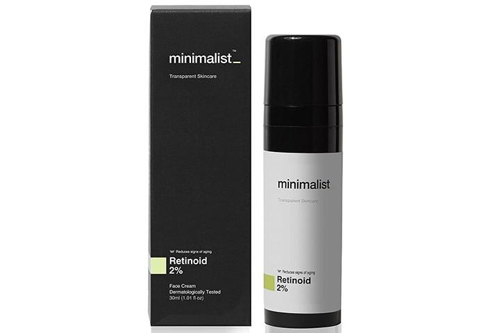 Minimalist 2% Retinoid Anti-Aging Cream