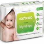 BodyGuard Baby Wet Wipes with Aloe Vera-Natural baby wipes-By prashanthi_matli