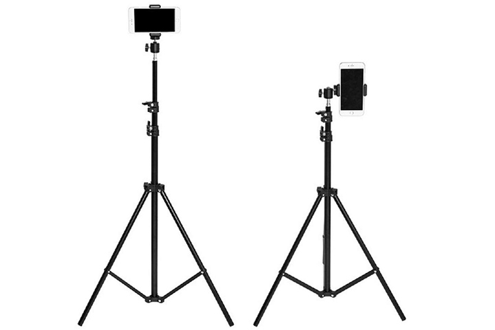 AKMY 7 Feet Big Tripods For Mobile