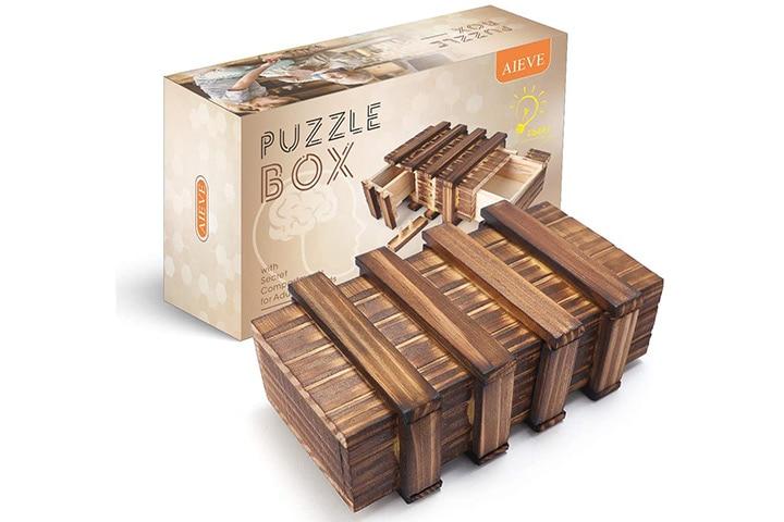 Aieve Puzzle Box