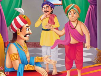 तेनाली रामा की कहानियां: अपमान का बदला | Apmaan ka badla Tenali Raman Story in Hindi