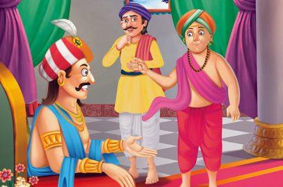 तेनाली रामा की कहानियां: अपमान का बदला   Apmaan ka badla Tenali Raman Story in Hindi