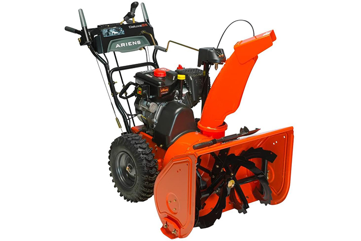 Ariens ST24LE Deluxe Snow Blower