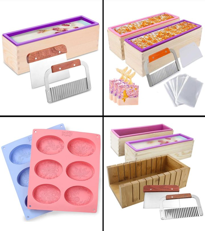 15 Best Soap Molds Of 2021