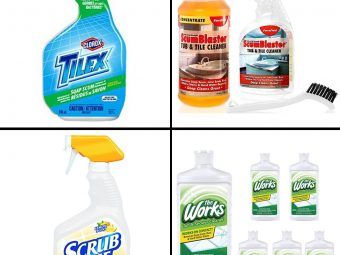 15 Best Soap Scum Removers To Buy In 2021