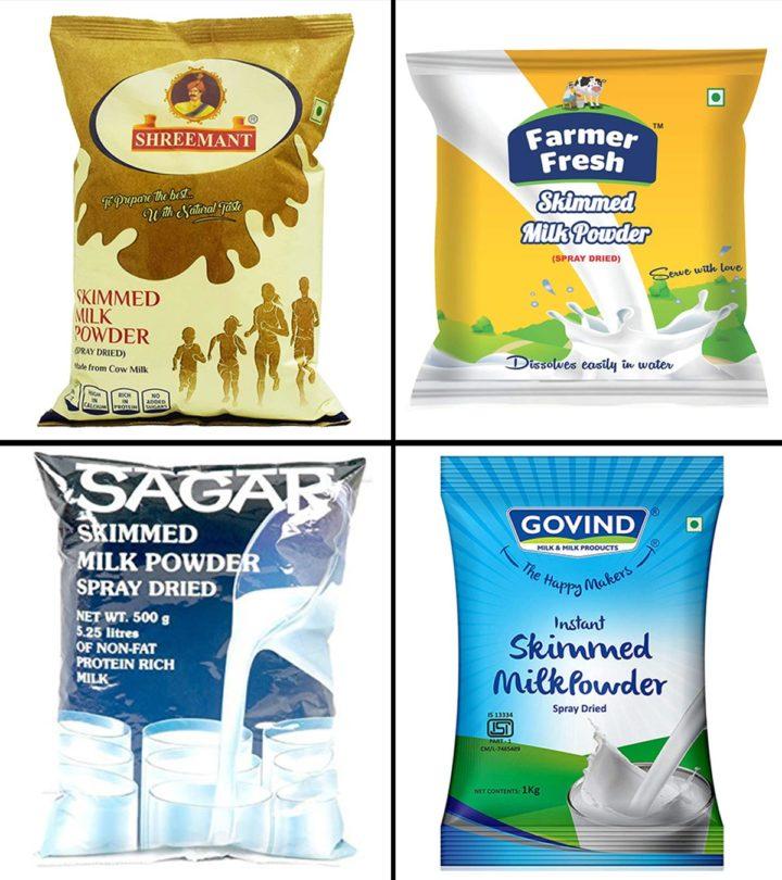 7 Best Skimmed Milk Powders In India