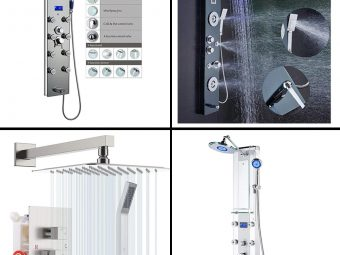 15 Best Shower Panel Systems To Buy In 2021