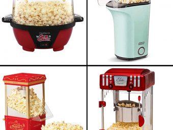 11 Best Popcorn Makers To Buy In 2021