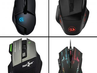 11 Best Gaming Mouses In India In 2021