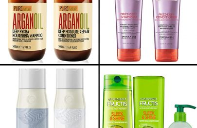 21 Best Shampoos For Frizzy Hair In 2021
