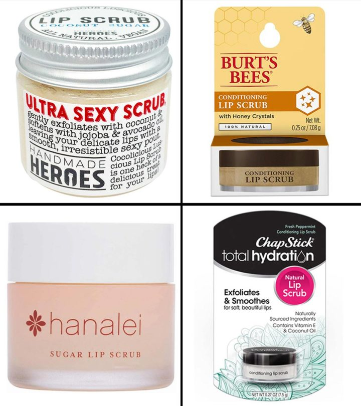 15 Best Lip Scrubs Of 2021 For Smoother Lips