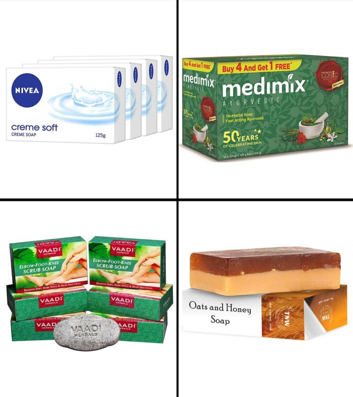 11 Best Bath Soaps For Dry Skin In India - 2021