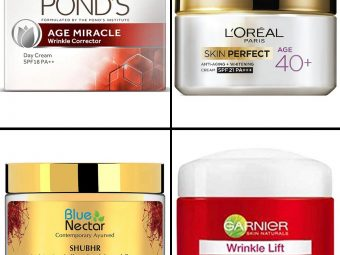 15 Best Anti-Aging Creams In India In 2021