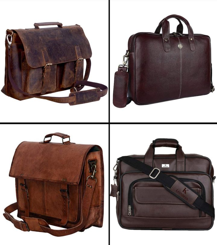 13 Best Leather Laptop Bags In India In 2021
