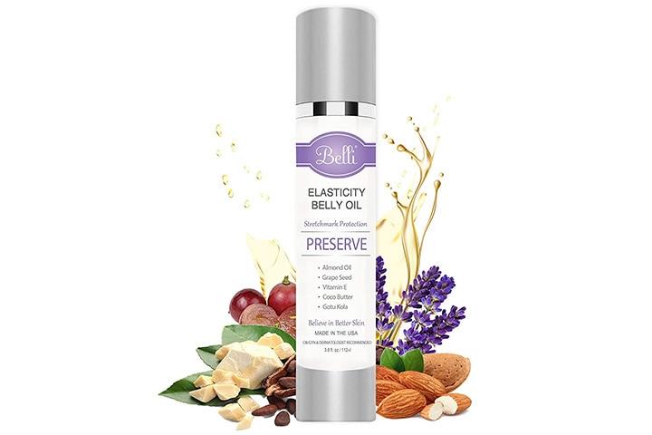 Belli Elasticity Belly Oil