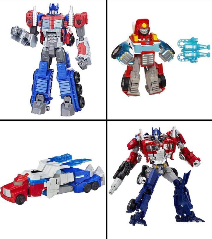 Best Optimus Prime Toys