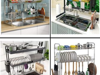15 Best Over-The-Sink Dish Racks in 2021