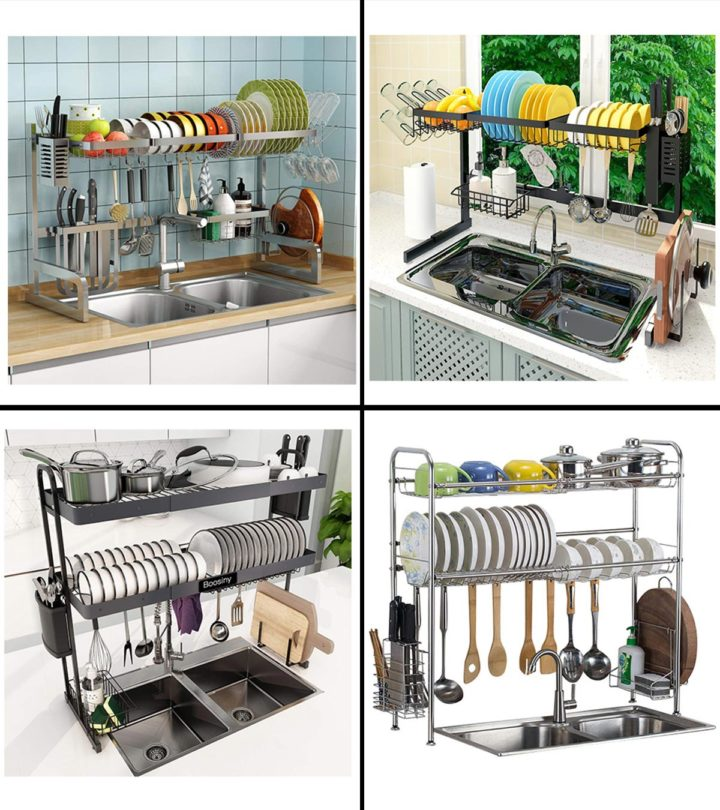 Best Over-The-Sink Dish Racks