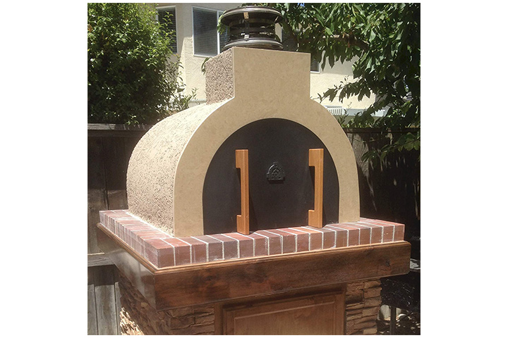 BrickWood Ovens Outdoor Pizza Oven Kit