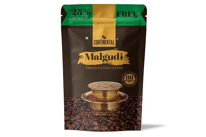 Continental Malgudi Filter Coffee Powder