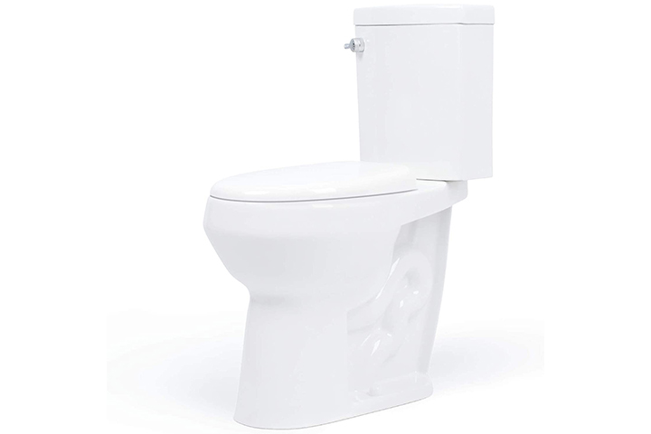 Convenient Height Extra Tall Toilet