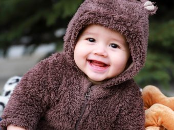 100 Cute Baby Boy And Girl Names That Mean Bear