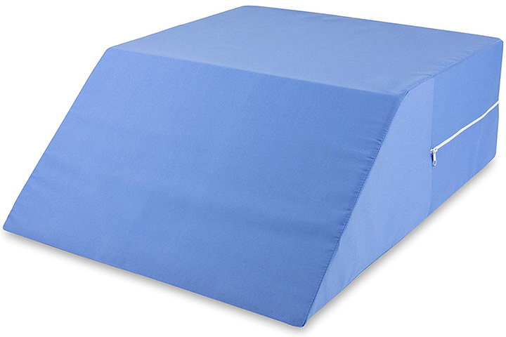 DMI Bed Wedge Elevated Leg Pillow