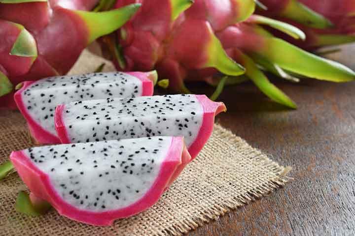 Dragon Fruit For Babies