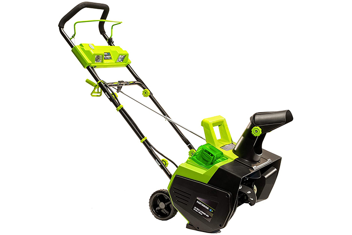 Earthwise SN74022 Cordless Electric Snow Thrower