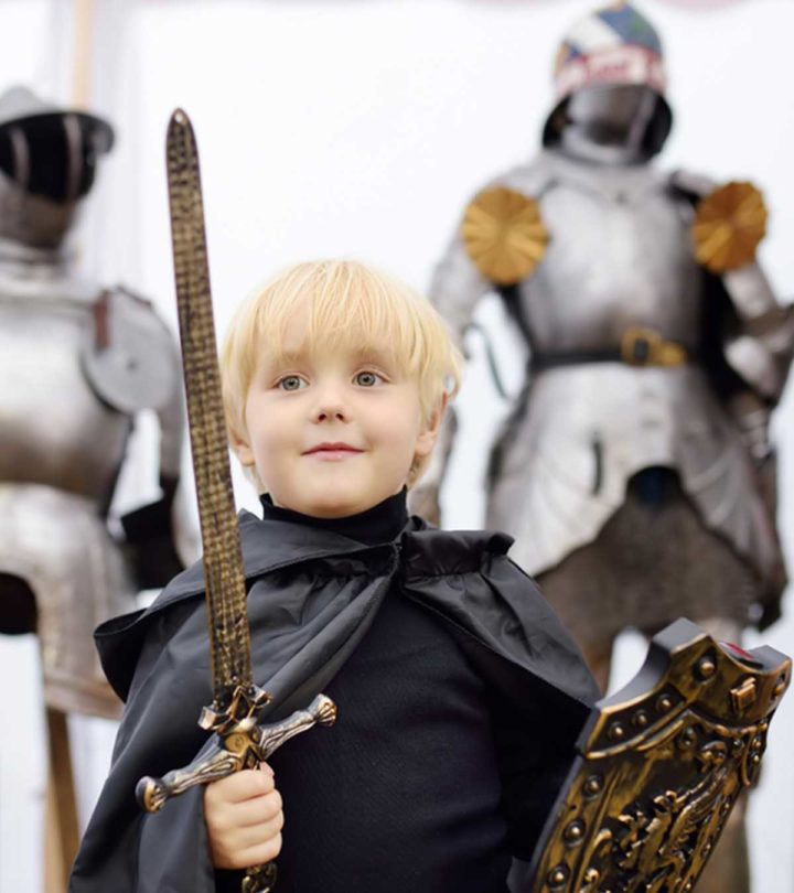 Fiercest Gladiator Names For Baby Boys And Girls