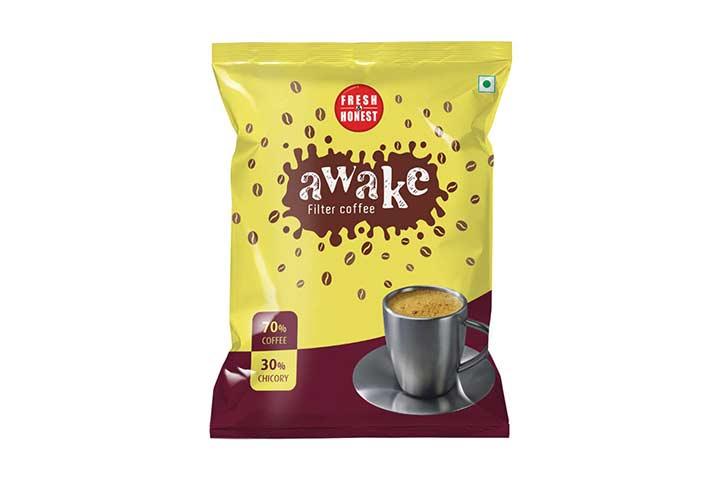 Fresh & Honest Awake Filter Coffee Powder