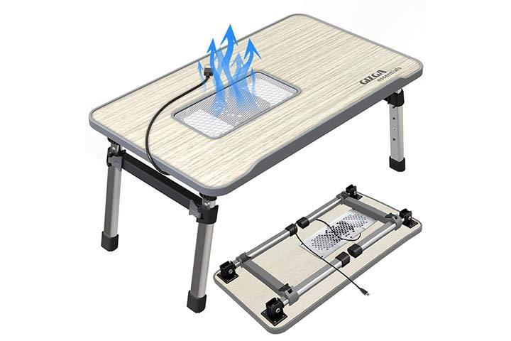 GIZGA Essentials Smart Multipurpose Laptop Table