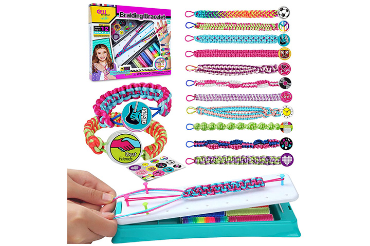 Gili Friendship Bracelet Making Kit
