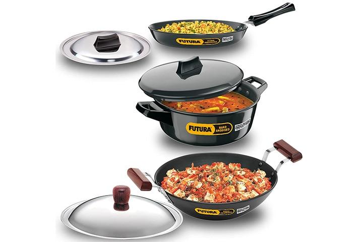 Hawkins Futura Cookware Set