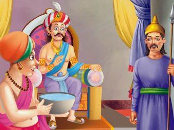 तेनाली रामा की कहानियां: होली उत्सव औaर महामूर्ख की उपाधि |  Holi Utsav aur Mahamurkh Ki Upadhi Story in Hindi