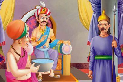 तेनाली रामा की कहानियां: होली उत्सव औaर महामूर्ख की उपाधि    Holi Utsav aur Mahamurkh Ki Upadhi Story in Hindi