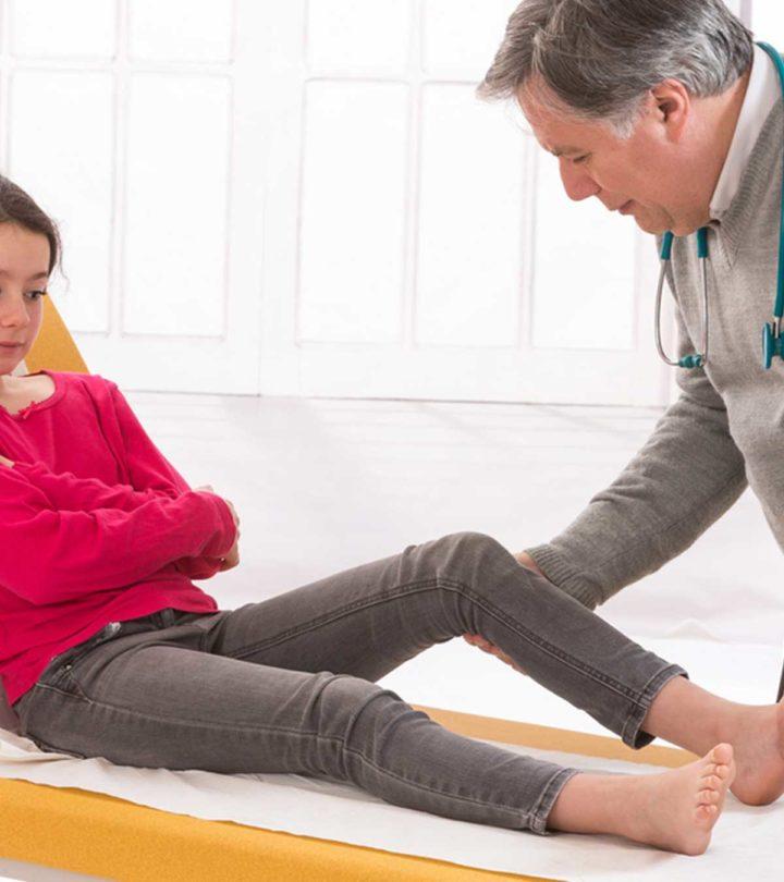 Knee Pain In Teens