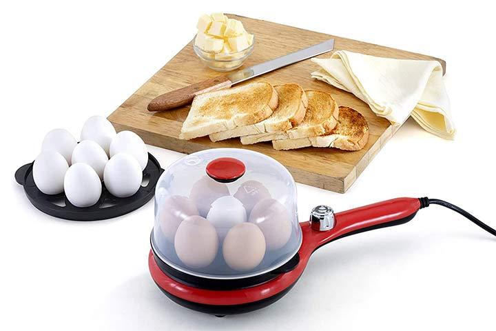 Kutchina Electric Egg Boiler