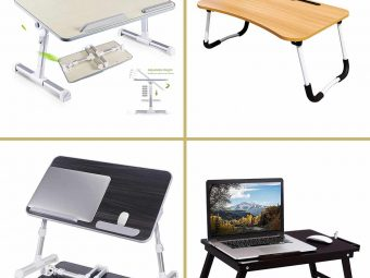 11 Best Laptop Tables For Bed In India - 2021