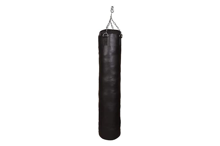 Monika Sports Punch 5FT2KG Leather Boxing Bag