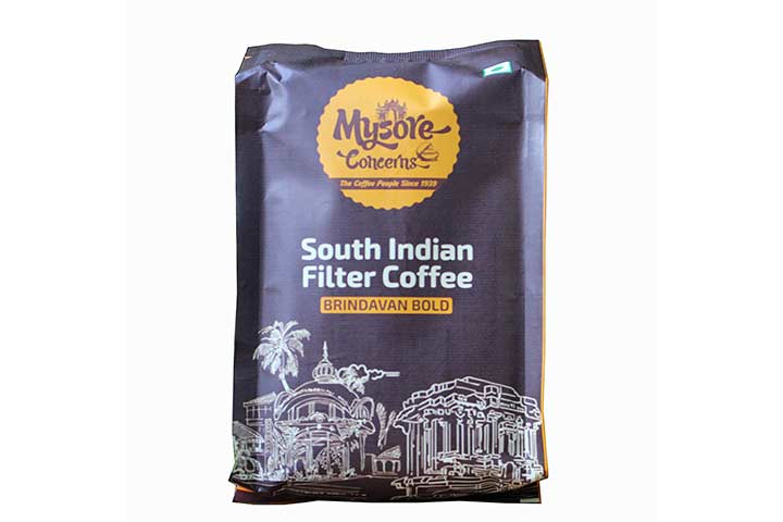 Mysore Concerns South Indian Filter Coffee Powder