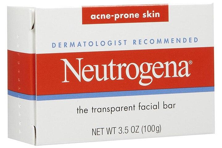 Neutrogena Acne-Prone The Transparent Facial Bar