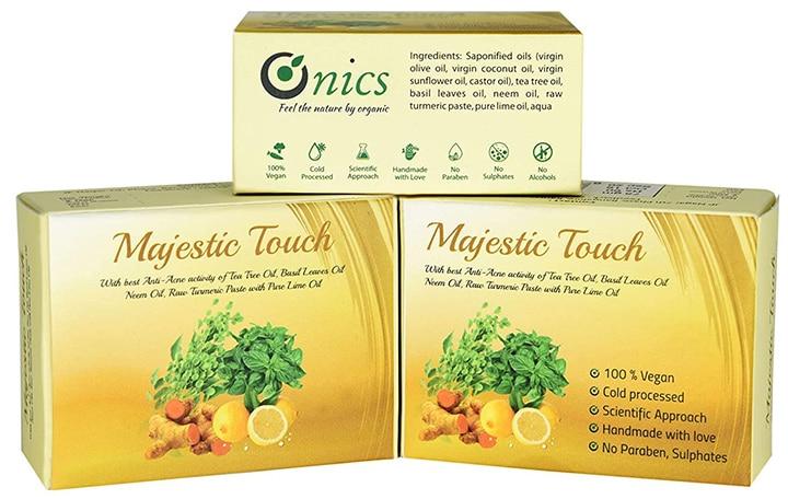 Onics Majestic Touch Anti Acne Soap